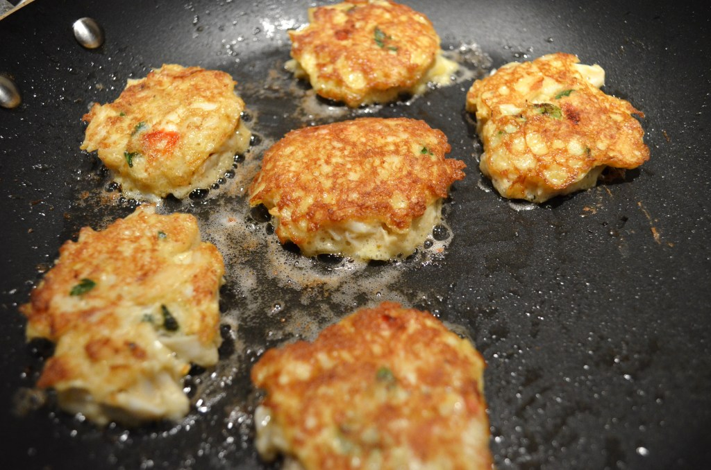 Crab Cake Recipe Low Calorie: Low Carb Crab Cakes With Mustard Sauce