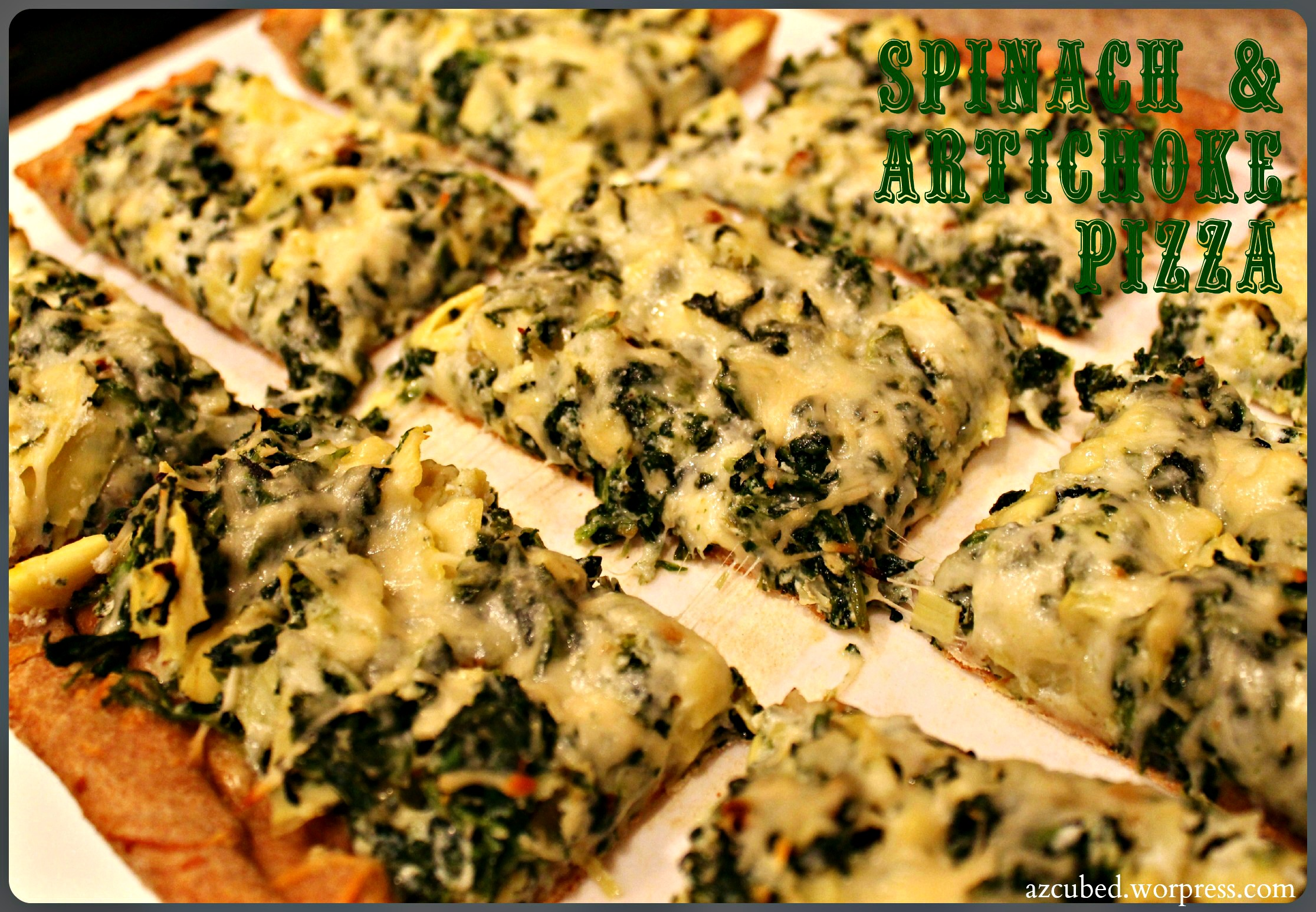 Spinach Artichoke And Cake Ideas and Designs